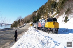La Société du chemin de fer de la Gaspésie sous la protection de la Loi sur la faillite