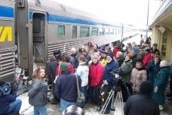 Société du chemin de fer de la Gaspésie: définir l'avenir du transporteur