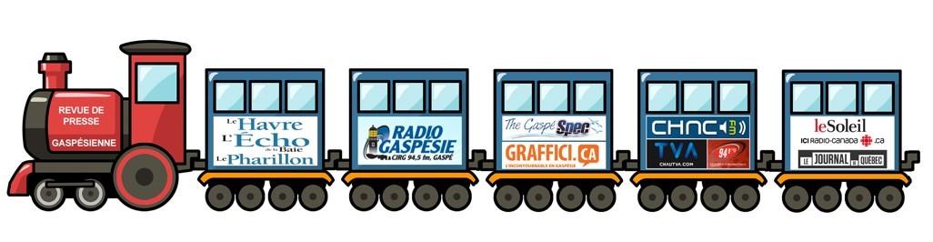 Logo Revue de Presse Coalition avenir du train