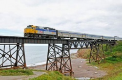 Quebec funds Gaspé railway revival