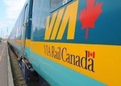 Les Gaspésiens invités à prendre le train à Campbellton