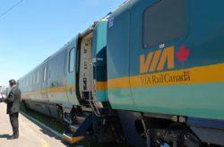 VIA Rail souhaite toujours revenir en Gaspésie