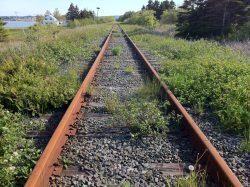 Où en sommes-nous avec les travaux du chemin de fer?