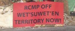 L'injonction pour lever le blocus des Micmacs en Gaspésie accordée